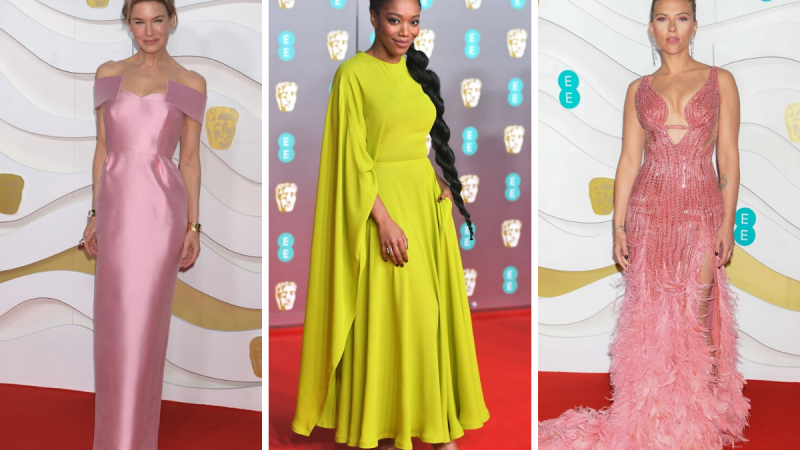 Looks do BAFTA 2020